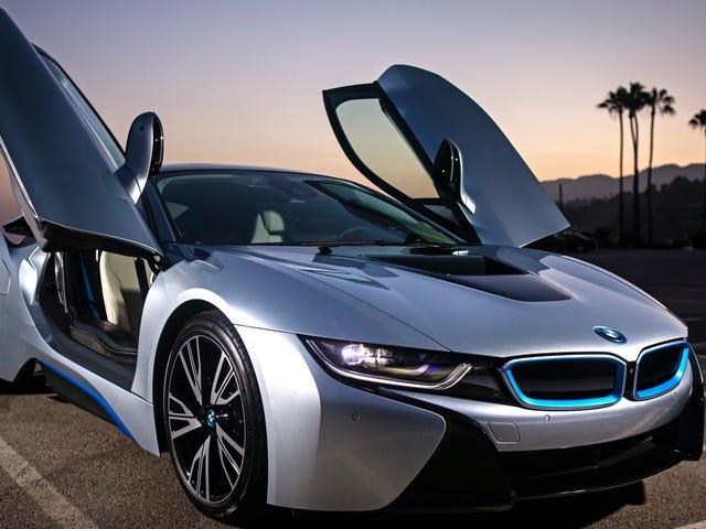 Почему BMW поставил Kibosh на четырехцилиндровый двигатель Alpina 460-HP i8