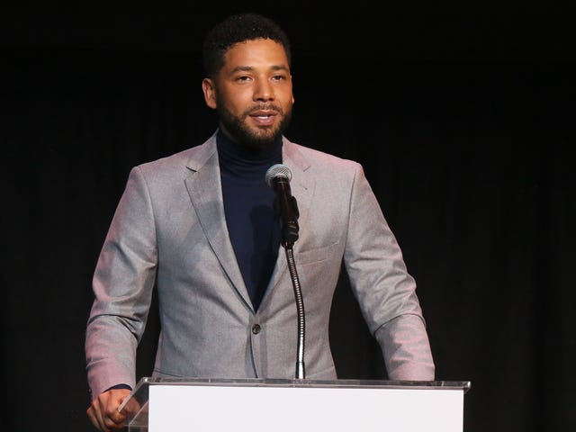 News Outlets Were Comfortable Calling Jussie Smollett's Attack 'Homophobic.' Why Didn't They Call It 'Racist'?