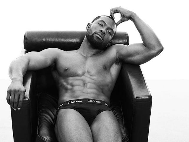 Let Us Give Thanks to This Image of Trevante Rhodes In His Underwear