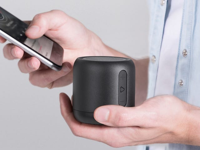 Anker's Diminutive SoundCore Mini Is Down to Just $20 Today