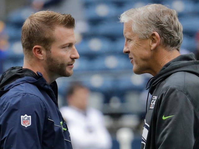 Pete Carroll Gave Sean McVay A Second Chance To Make The Game-Winning Call