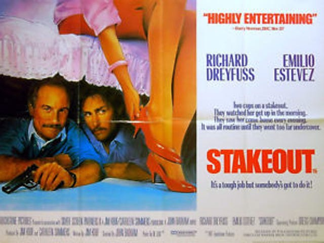 Stakeout (1987)