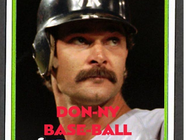 Hall of Really Good #1: Don Mattingly