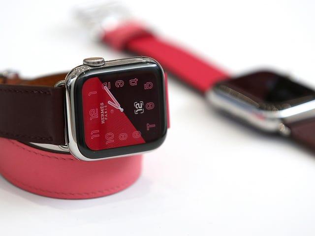 Qué saber sobre la función de ECG en el nuevo Apple Watch