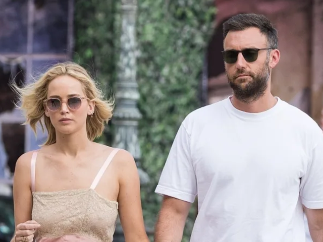 Of Course Chill Couple Jennifer Lawrence and Cooke Maroney Are Going to Have a Chill Wedding
