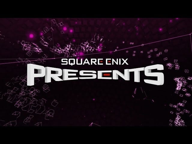 The Bleeps in Square Enix's hype video