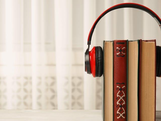 如何在Sonos上收听图书馆有声读物