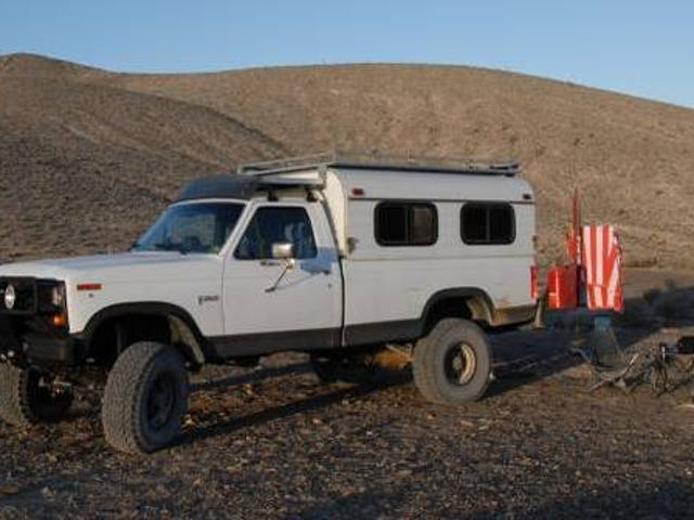 Ridiculous Diesels: Ford 7.3L IDI Expedition Rig