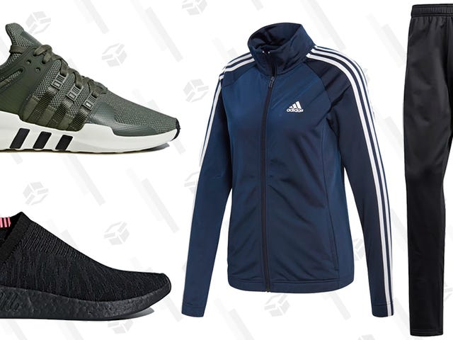 Run To Adidas For an Extra 20% Off Sale Items