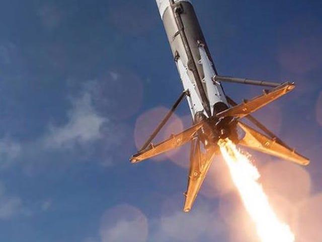 Простір для космічних апаратів Foxon 9
