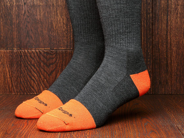 Here's a Rare Deal On Some of Our Readers' Favorite Socks