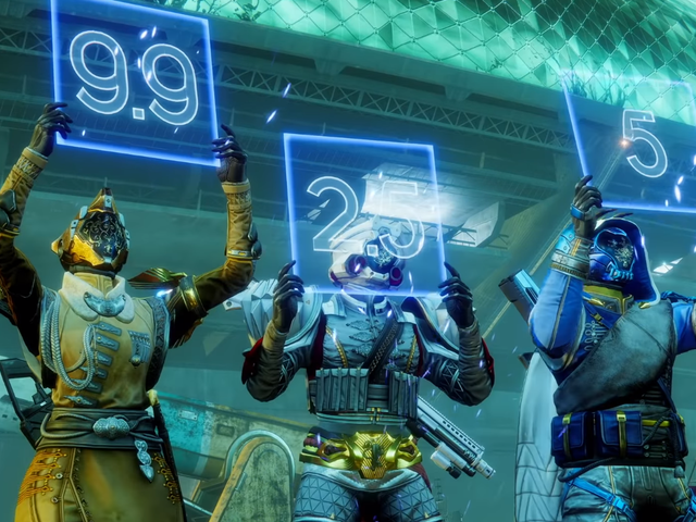 Destiny 2 Is Getting Its Own Version Of The Olympics