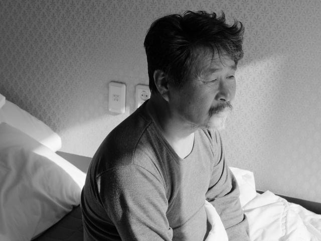 Life is a Hotel By The River in a melancholy gem from South Korea's Hong Sang-soo