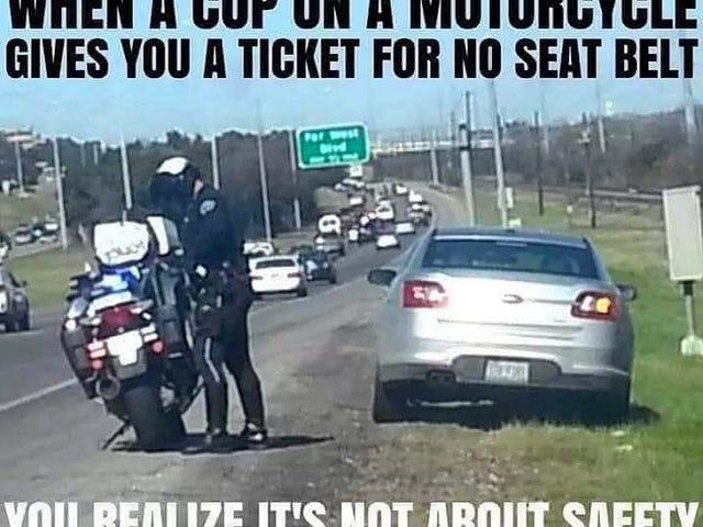 Wear Your [expletive] Seat Belt