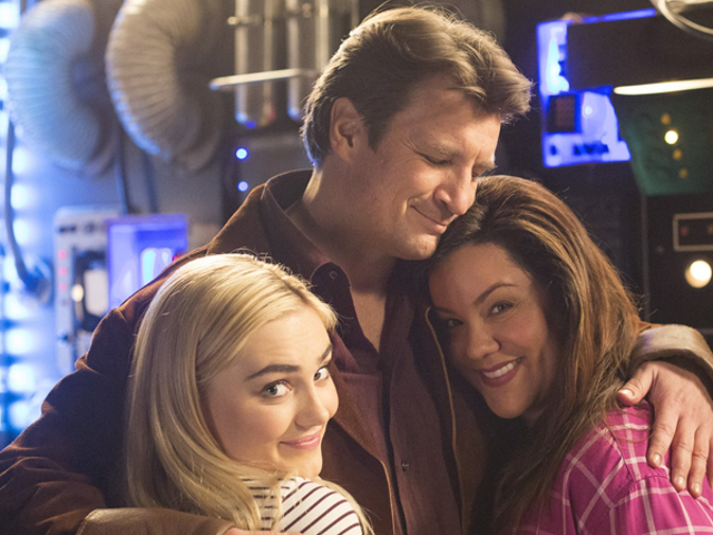 Nathan Fillion Is Getting Back Into Costume as Captain Mal... For American Housewife?