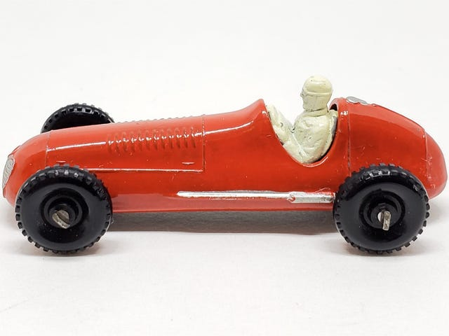 [REVIEW] Lesney Matchbox Maserati 4CLT