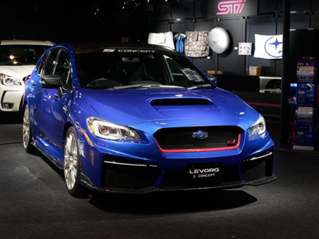Subaru Levorg S Concept er den rallyvogn, vi alle fortjener
