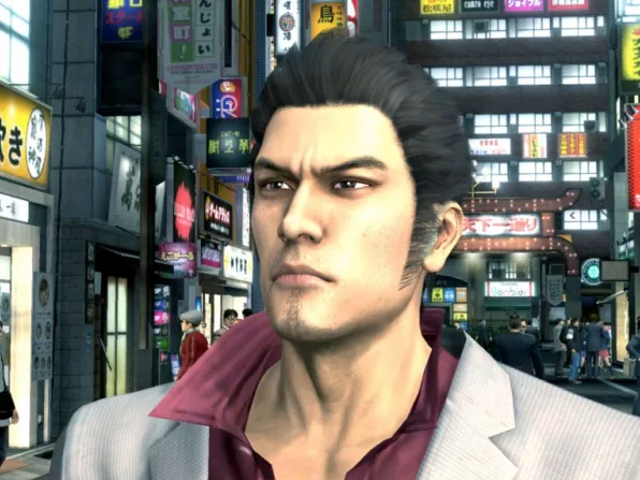 Yakuza 3, 4 and 5 Remastered For The PlayStation 4