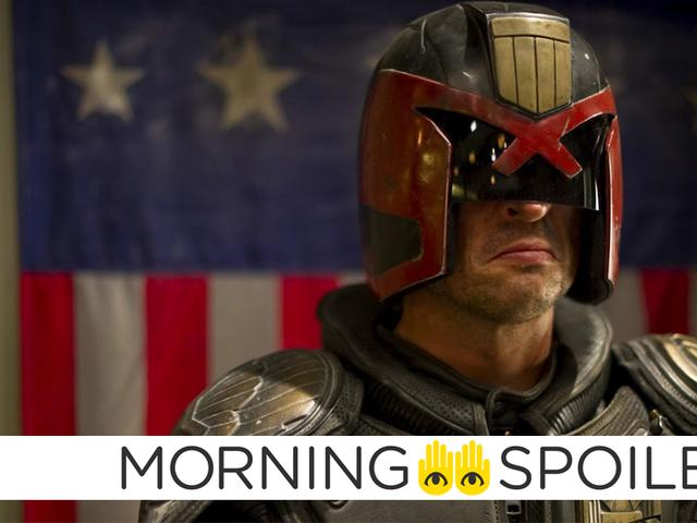 Karl Urban Still Has Hopes of Playing Judge Dredd Again