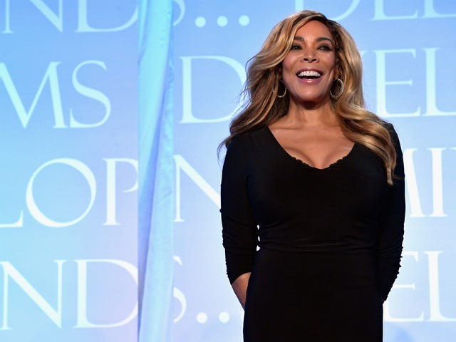 Wendy Williams n'a pas pété, d'accord!