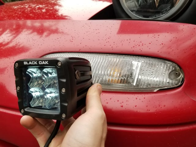 You like rally lights?