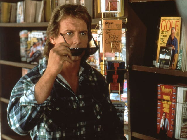 Strike a blow against our insect overlords with these They Live-inspired TV-blocking glasses