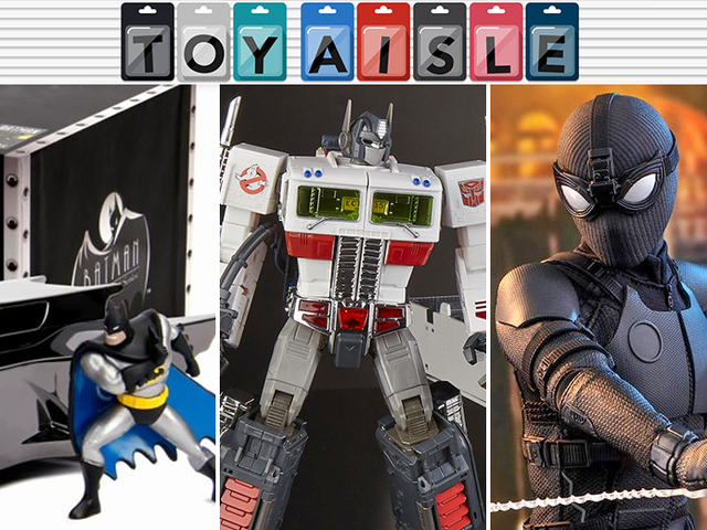 Comic-Con Is Nearly Here, and It's Bringing the Most Exclusive Toys of the Week With It