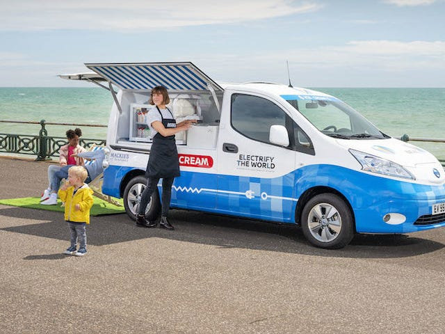 Το πρωτότυπο του φορτηγού παγοκρύστατου της Nissan είναι μια λύση για ένα ήσυχο πρόβλημα