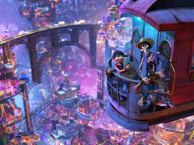 Coco Deserves To Be Watched in 4K, and the UHD Blu-ray Is Already On Sale For $25