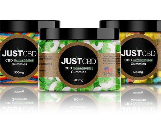 I-save ang 25% Sa Mga 500mg CBD Gummies Mula sa JustCBD ($ 30) <em></em>