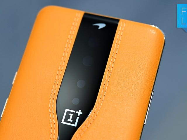 OnePlus's fedeste træk fokuserer mere på design end teknikken