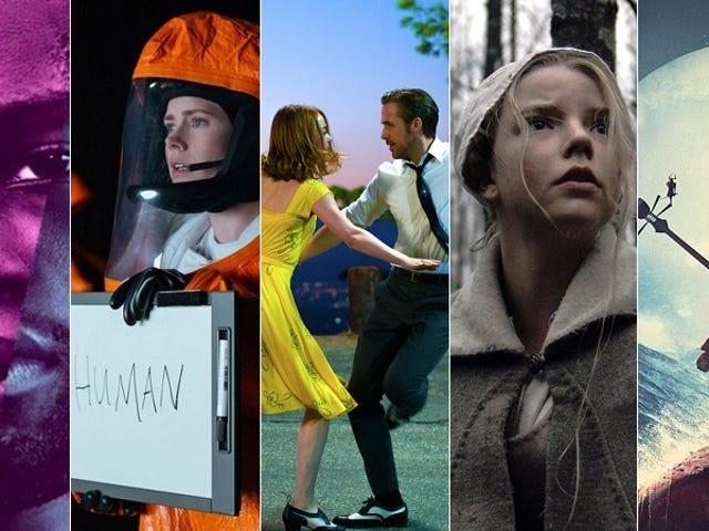 २०१६ की २५ सर्वश्रेष्ठ फिल्में, और जहाँ उन्हें देखना है