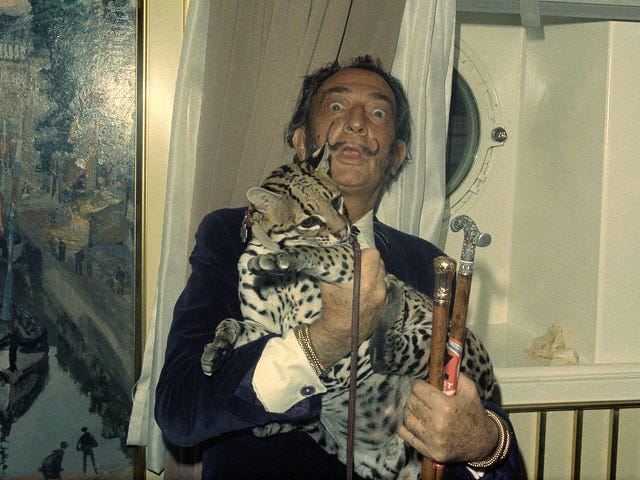 Spain Is Digging Up Salvador Dalí's Body Because the World Is a Surreal Nightmare