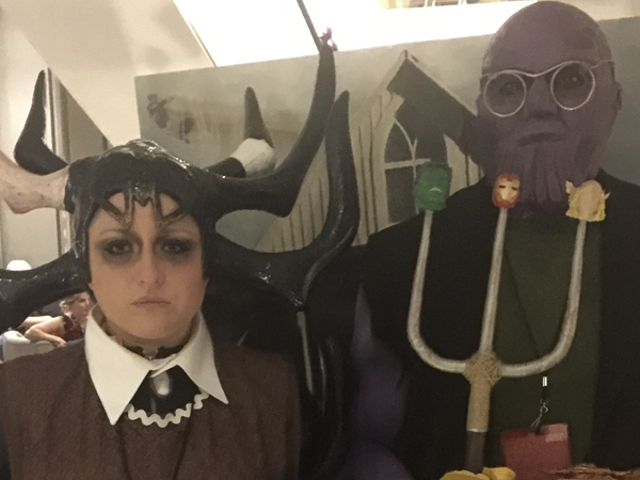 io9 Halloween Costume Show Week 2: Marvel Gothic Edition