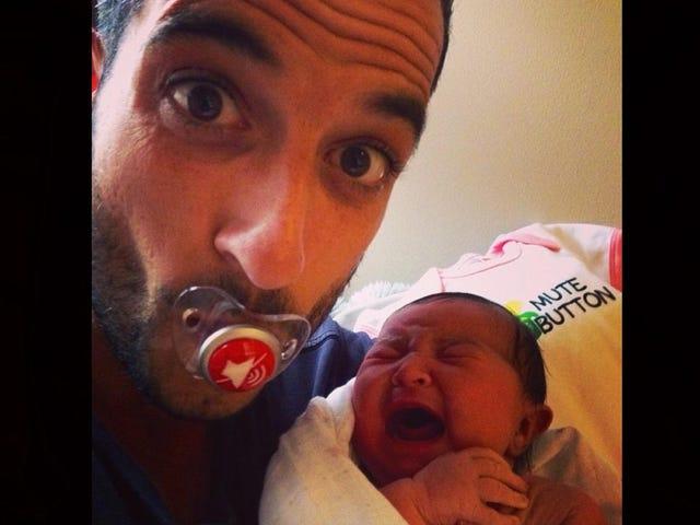 A Q & A Dengan Tony Reali Mengenai Kemurungan Postpartum Dan Kecemasan Dalam Dada