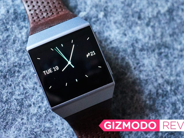 I Hate Almost Everything About Fitbit's New Watch—But There Is One Thing I Love