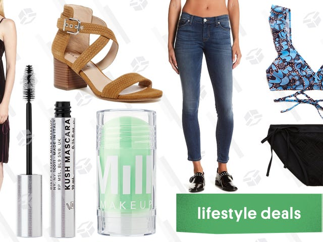 Thursday's Best Lifestyle Deals: Milk Makeup, Nordstrom Rack, Aerie, and More