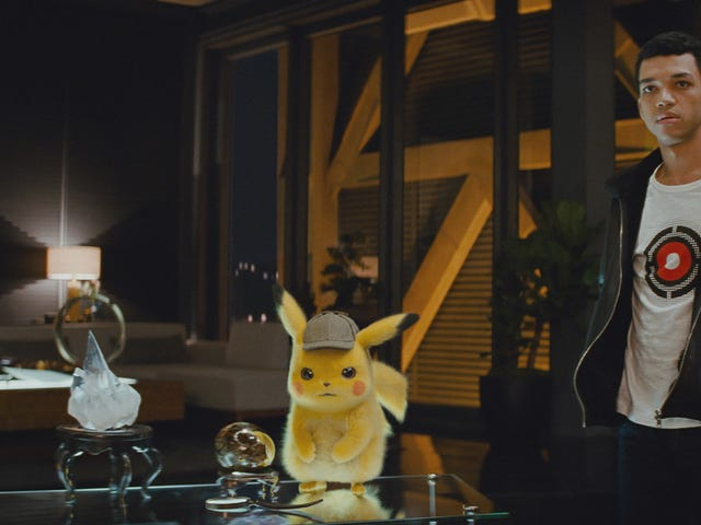 What We Loved About Detective Pikachu