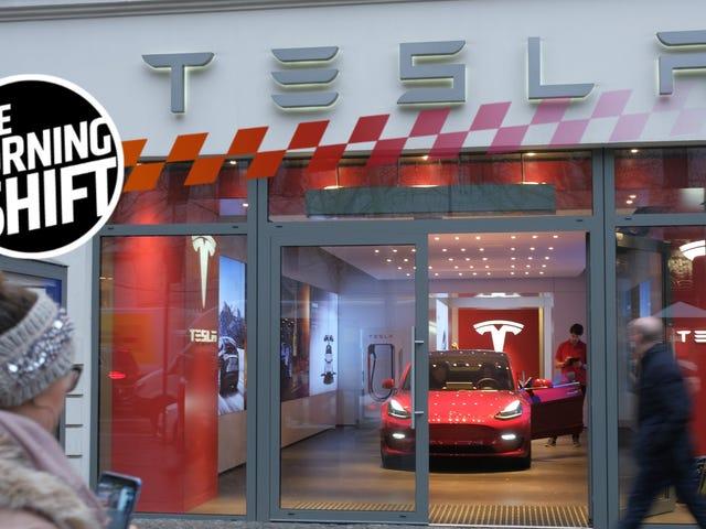 Tesla ріже штат, але все ще прагне збільшити виробництво