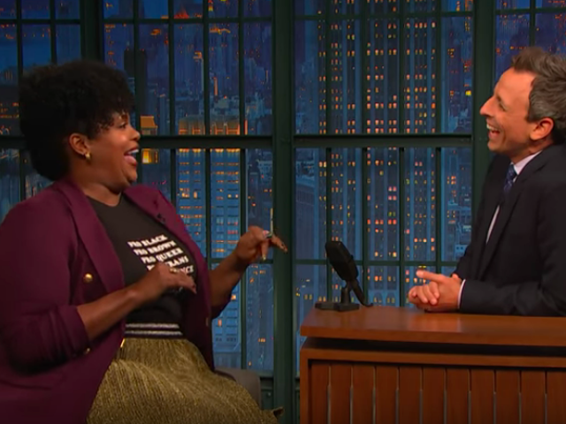 On Late Night, Natasha Rothwell talks Insecure, being insecure around Beyoncé at SNL
