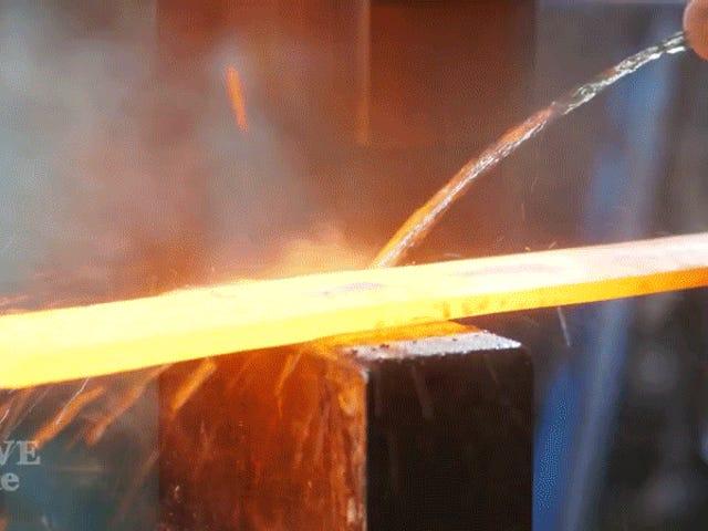 Blacksmiths Recreate a Badass Sword From League of Legends