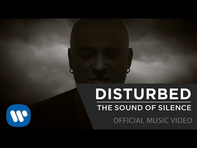 "Disturbed, ""The Sound of Silence"""