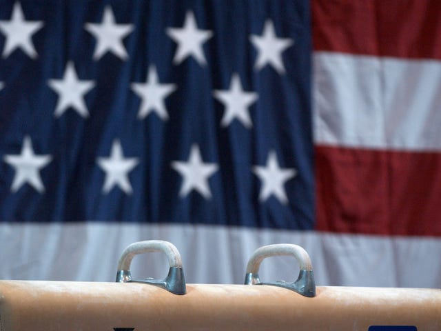 United States Olympic Committee Gets Closer To Putting USA Gymnastics In The Trash Can
