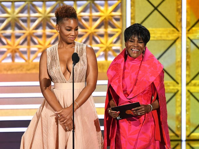 Anika Noni Rose's Patience With Cicely Tyson Is the Blackest Thing That Ever Happened This Week