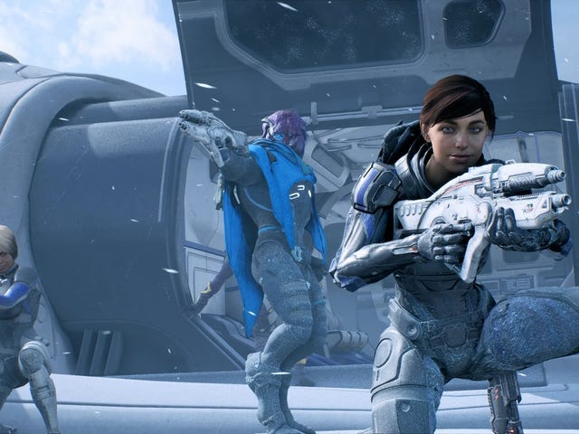 Sources: BioWare Montreal Scaled Down, Mass Effect Put On Ice For Now