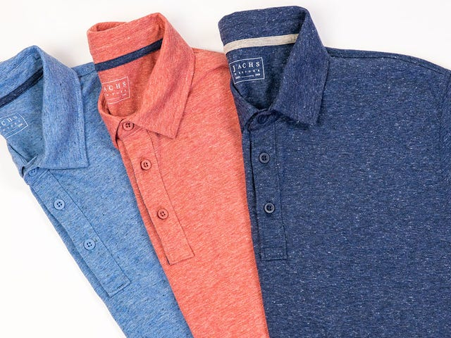 Add A Few Comfy Short Sleeve Knits From JACHS NY Starting at Just 15 Bells