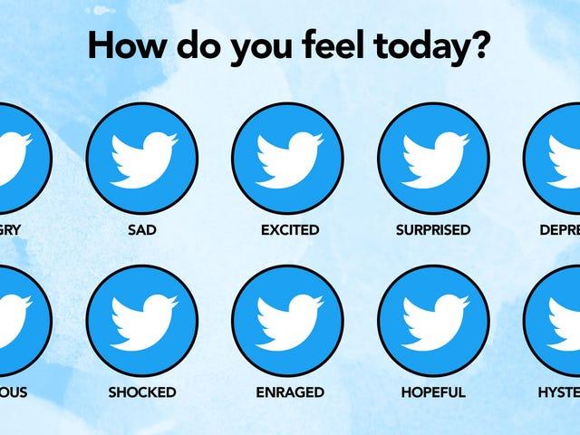 Twitter Is an Emotional Bitch