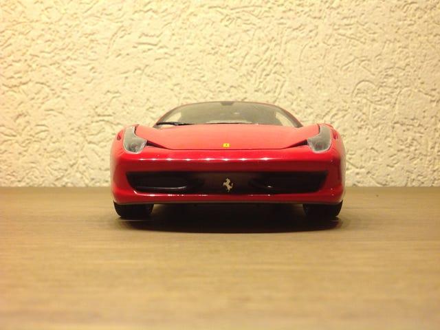 Ferrari 458/458 Speciale