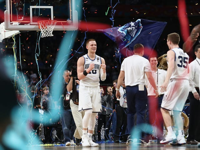 The Donte DiVincenzo Show Was A Damn Work Of Art