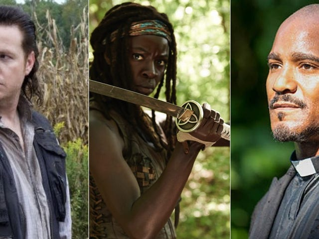 Walking Dead's Casting Director On Finding Heroes, Villains & Zombies